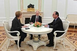 Кремль встреча